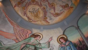 The Old Maronite Church Nazareth